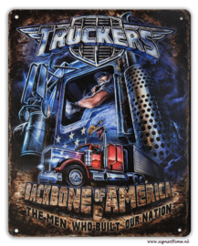Truckers - the backbone of the nation