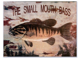 The Small mouth Bass