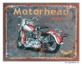 Motorhead since 1939 (groot)