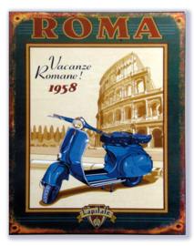 Scooter Roma - Vacanze Romane 1958
