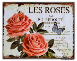 Les Roses par P.J. Redouté