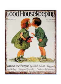 Good Housekeeping June 1926 - Kusje!