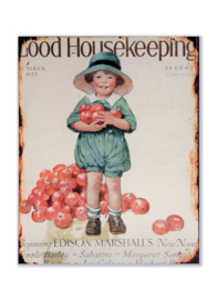Good Housekeeping October 1925 - Appels!
