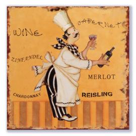 Wine - Cabernet - Zinfadel - Merlot