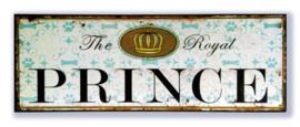 The Royal Prince - met pootafdrukken