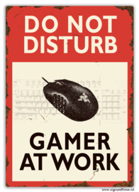 Do not disturb Gamer at work (PC)