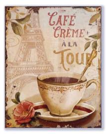 Café Crème à la tour