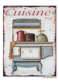 Cuisine 1921