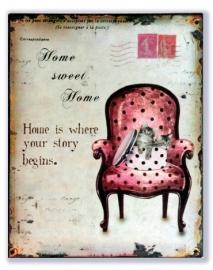 Home sweet Home - met katjes