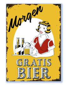 Morgen Gratis Bier