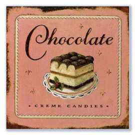 Chocolate Creme Candies
