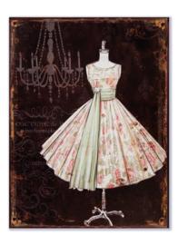 Jurk - Couture de Paris
