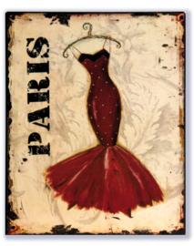 Paris Jurk