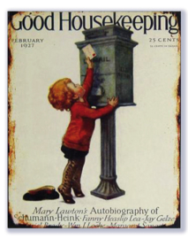Good Housekeeping February 1927 - Naar de brievenbus