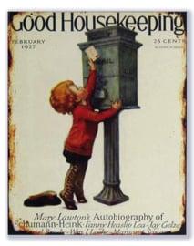 Good Housekeeping February 1927 - Naar de brievenbus