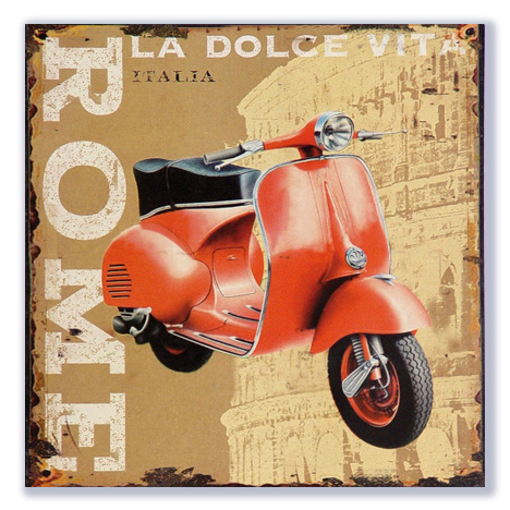Scooter Rome - La Dolce Vita