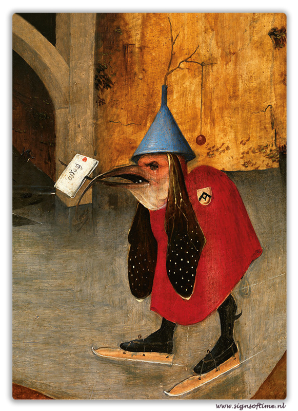 Jheronimus Bosch Snavelbeest