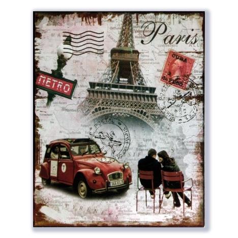 Paris met 2CV