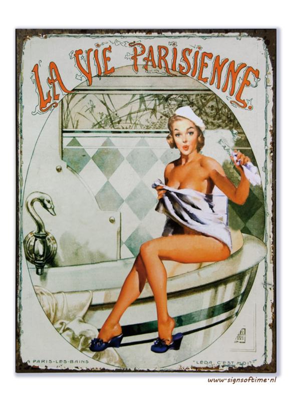La vie Parisienne (A Paris-Les-Bains)