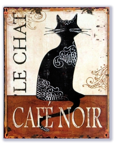 Le Chat Café Noir