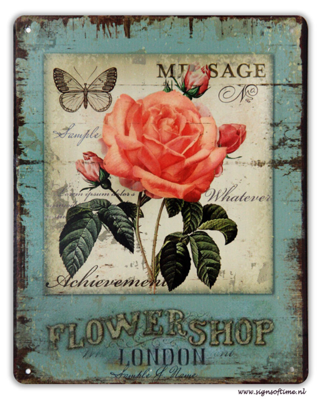 Flowershop London