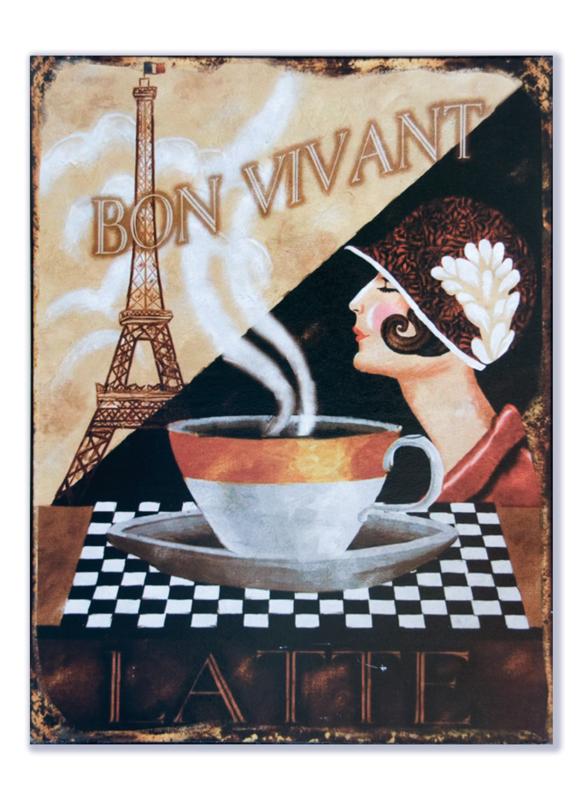 Bon Vivant Latte