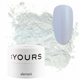 Yours Element Pearl Effect Blue