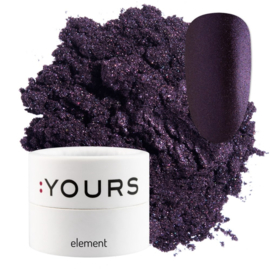YOURS ELEMENTS NAIL ART GLITTERS
