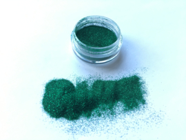 Nail Art Glitter Green