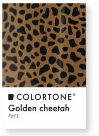 Colortone Golden Cheetah Foil