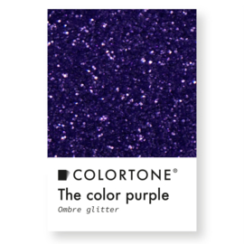 Colortone Ombre Glitters The Color Purple