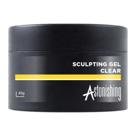 Astonishing Nails Sculpting Gel Clear 45ml