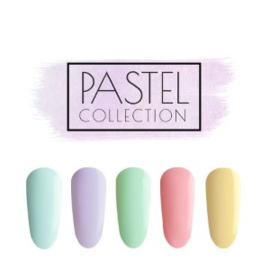 THE GELBOTTLE PASTEL COLLECTION