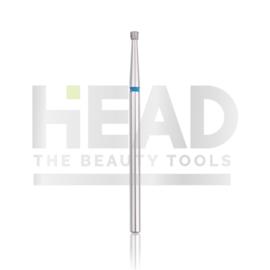 Head Diamond Frees Bit Reverse Cone Blue 1.8mm (Manicure Pedicure)