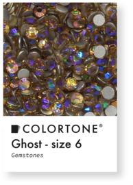 Colortone Ghost Rhinestones Size 6