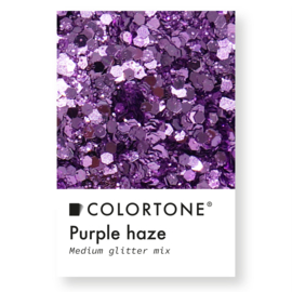 Colortone Medium Glitter Mix Purple Haze