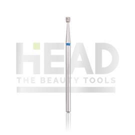 Head Diamond Frees Bit Reverse Cone Blue 2.1mm (Manicure Pedicure)