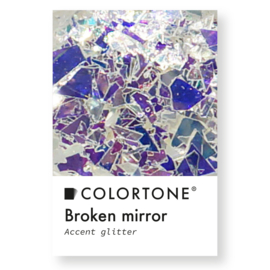 Colortone Broken Mirror Frosted