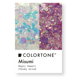 Colortone Magic Kawaii Chunky Mixed Misumi