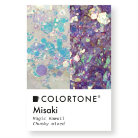 Colortone Magic Kawaii Chunky Mixed Misaki