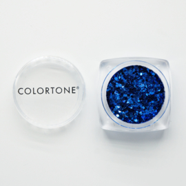 Colortone Medium Glitter Mix Pixie Blue 3 gr