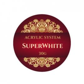 Slowianka Acryl Poeder SuperWhite 30 gr