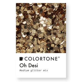 Colortone Medium Glitter Mix Oh Desi