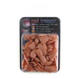 Nail Trainer Tip Refill 100 stuks