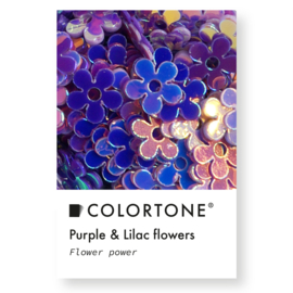 Colortone Purple & Lilac Flowers