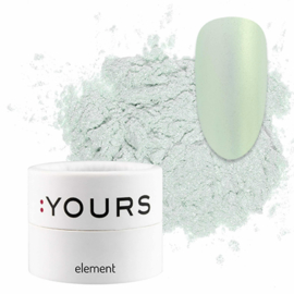 Yours Element Pearl Effect Green