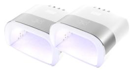 The GelBottle UV LED Lamp 48W 39 LED BUNDEL