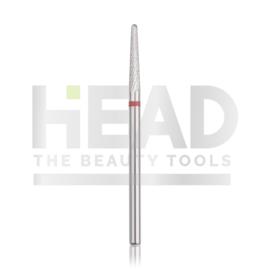 Head Tungsten Bit Cone XL Red 2.3mm