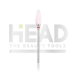 Head Ceramic Frees Bit Corn Red 6.0mm