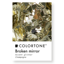 Colortone Broken Mirror Champagne